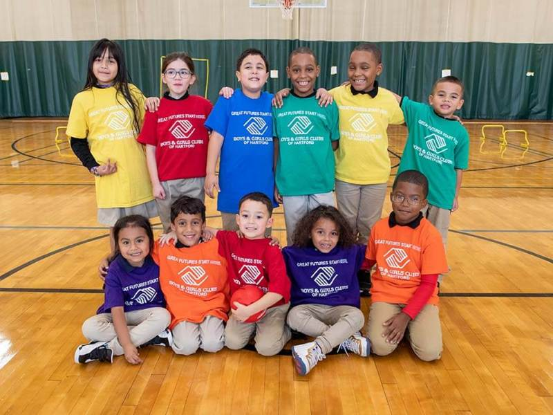 Boys and Girls Clubs of Hartford
